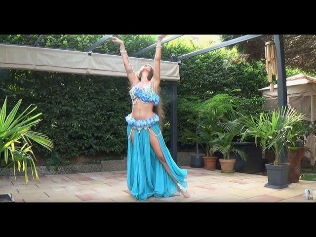 Isabella Belly Dance Alf Leila Wa Leila HD