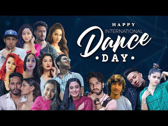 Nachi Nachi | Street Dancer 3D | International Dance Day | Tiger Shroff, Nora Fatehi & Many More