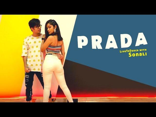 Prada- The Doorbeen | Alia Bhatt | Shreya Sharma | Dance Cover | LiveToDance with Sonali