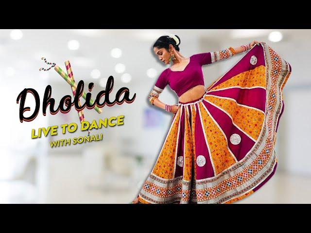 Dholida - Loveyatri | Garba Dance | LivetoDance with Sonali