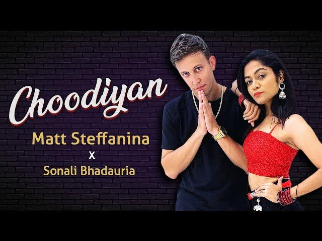 Choodiyan - Matt Steffanina x LiveToDance with Sonali | Dance Cover | Jackky Bhagnani