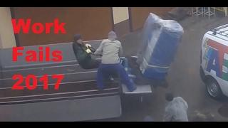 Bad Day at Work Compilation 2017 || Best Funny Work Fails Compilation 2017