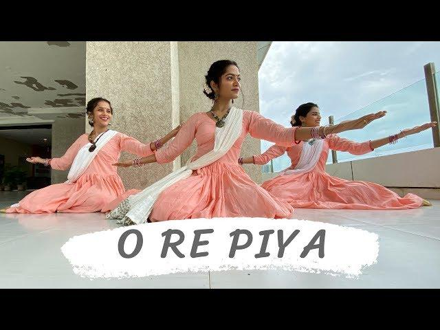 O Re Piya - Aaja Nachle | Dance Cover | LiveToDance with Sonali