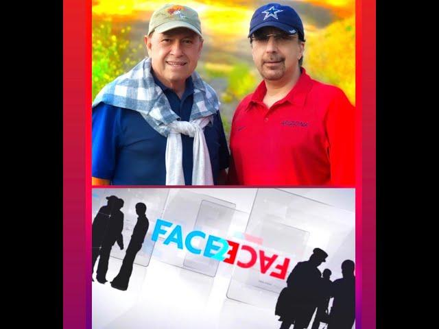 Face2Face with Alireza Amirghassemi and Hossein Madjid ... May 23, 2020