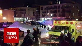 Quebec City mosque shooting: 6 killed, 8 wounded - BBC News