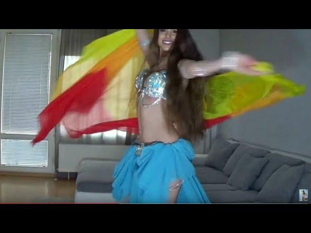 Oriental Belly Dance Isabella HD