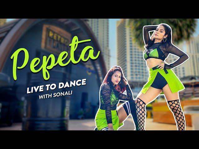Pepeta - Nora Fatehi, Ray Vanny | Dance Cover | LivetoDance with Sonali