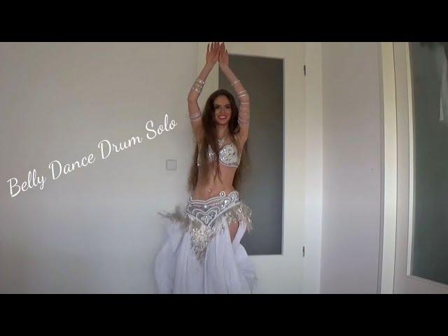 Dynamic Belly Dance Drum Solo Isabella HD