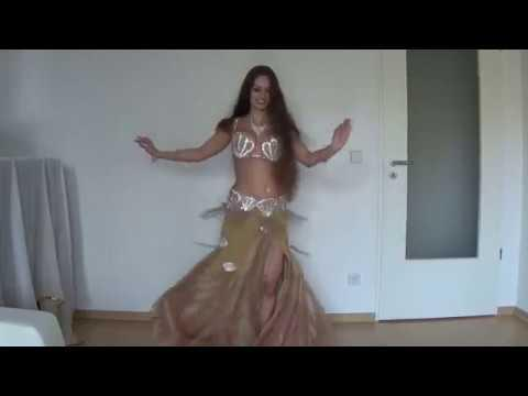 Isabella Belly Dance Romantic Baladi  HD
