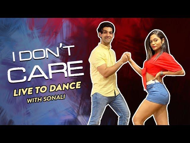 I Don't Care - Ed Sheeran & Justin Bieber | Dance Cover | LiveToDance with Sonali