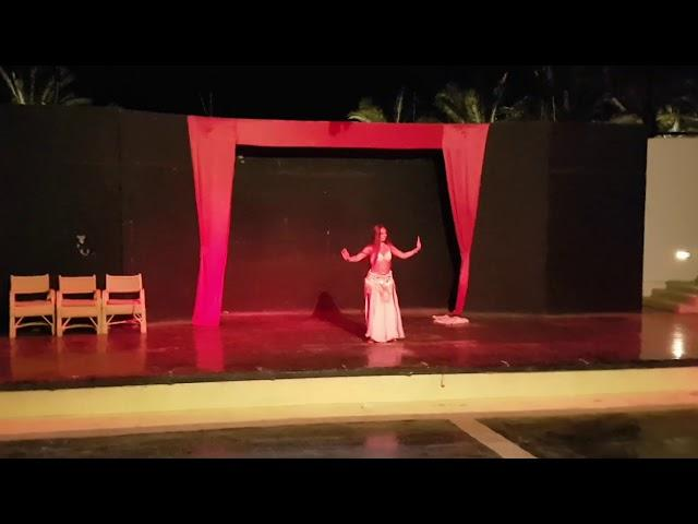 Isabella Belly Dance Performance in Egypt 2017