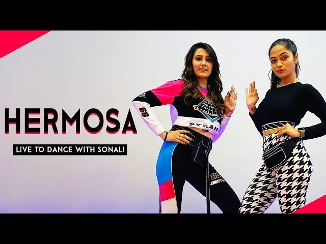 Hermosa - Aastha Gill x LiveToDance with Sonali   Dance Cover   Aashim Gulati   D Soldierz