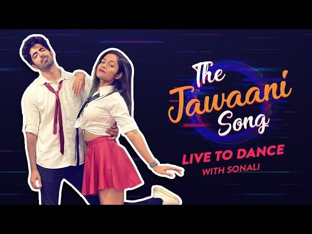 The Jawaani Song - Student Of The Year 2 | Tiger Shroff | Dance Cover | LiveToDance with Sonali